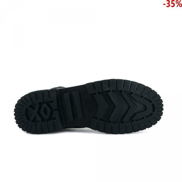 Buty Palladium PAMPA SP20 CUFF WP+ Black 76835008 WATERPROOF