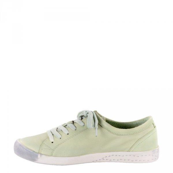 Półbuty Softinos ISLA Pastel Green Washed P900154560