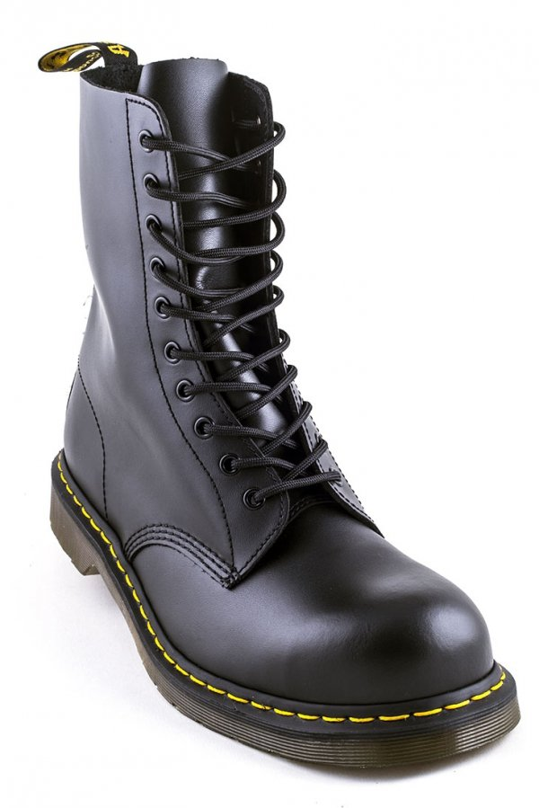 Buty Dr. Martens 1919 Black Fine Haircell 10105001