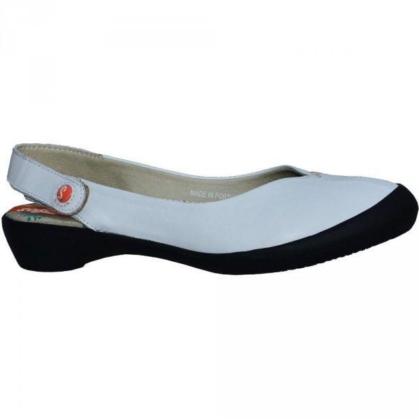Sandały Softinos FARREN White