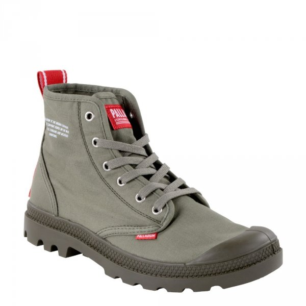 Buty Palladium PAMPA HI Dare Olive Night 76258325