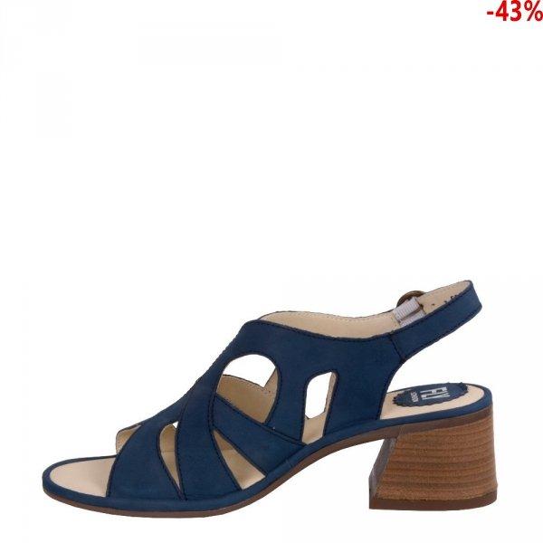 Sandały Fly London LARI 180 Blue Cupido P501180005