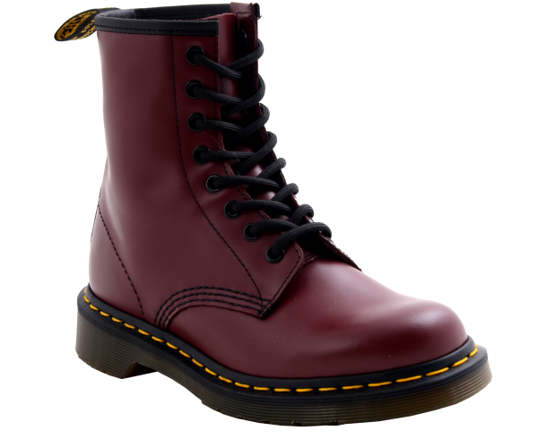 Buty Dr. Martens 1460 SMOOTH Cherry Red Smooth 11822600