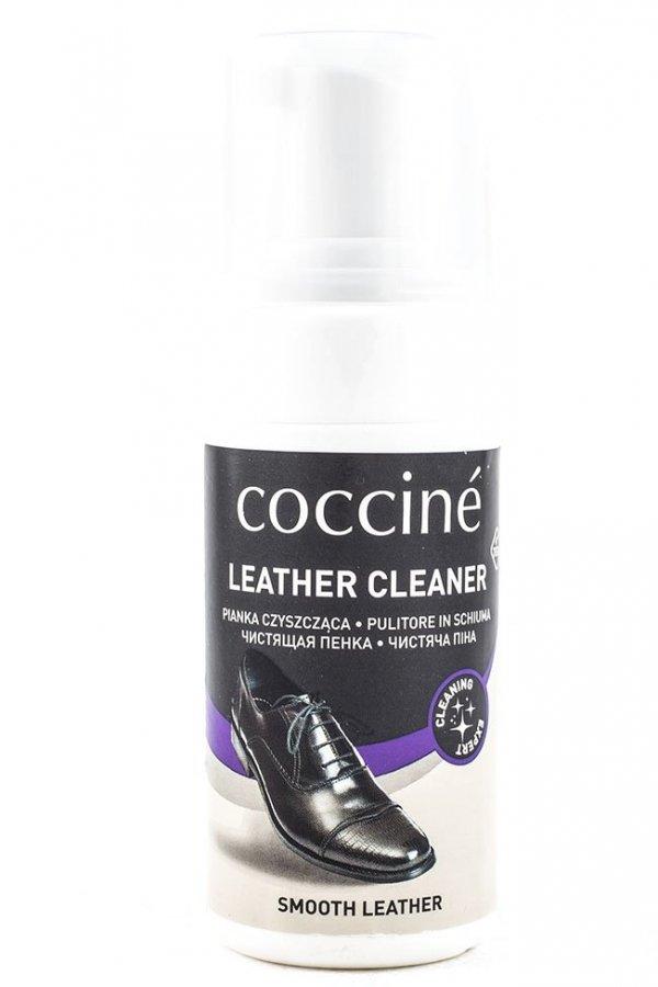 Pianka czyszcząca do skóry LEATHER CLEANER (100 ml) bezbarwna