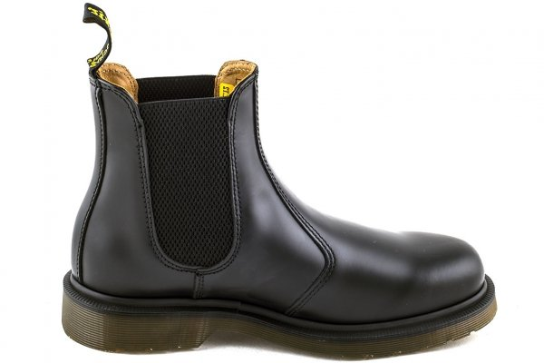 Sztyblety Dr. Martens 2976 Black Smooth 11853001