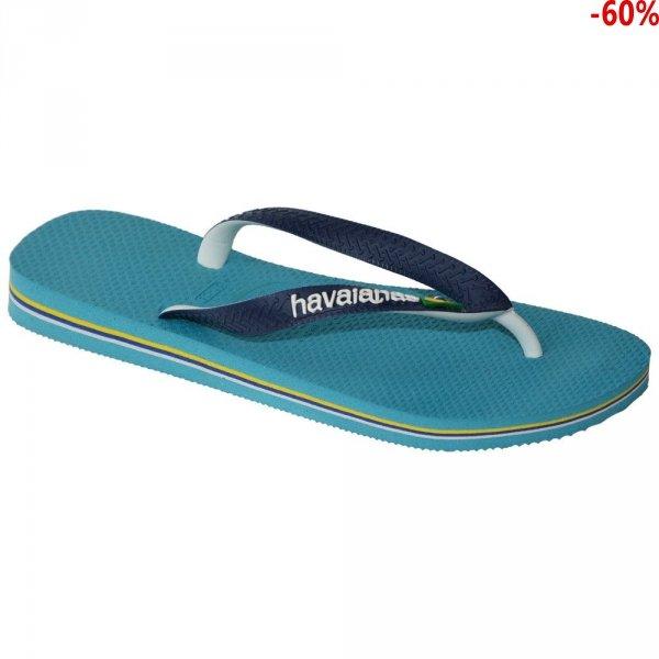 Klapki Havaianas BRASIL MIX Blue