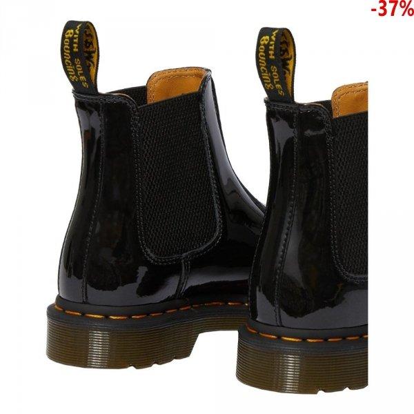 Sztyblety Dr. Martens 2976 Black Patent Lamper 25278001