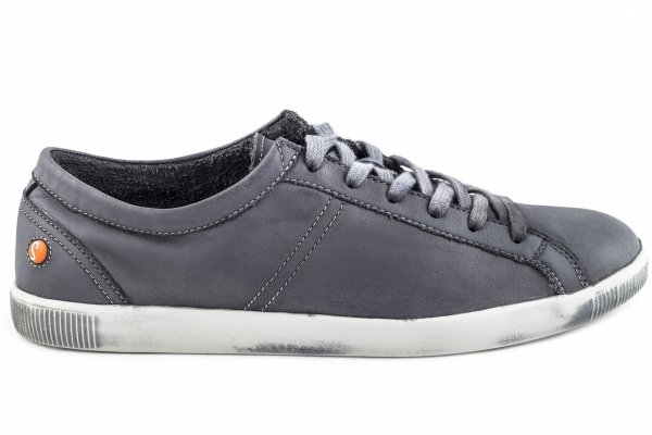 Półbuty Softinos TOM Dark Grey Washed