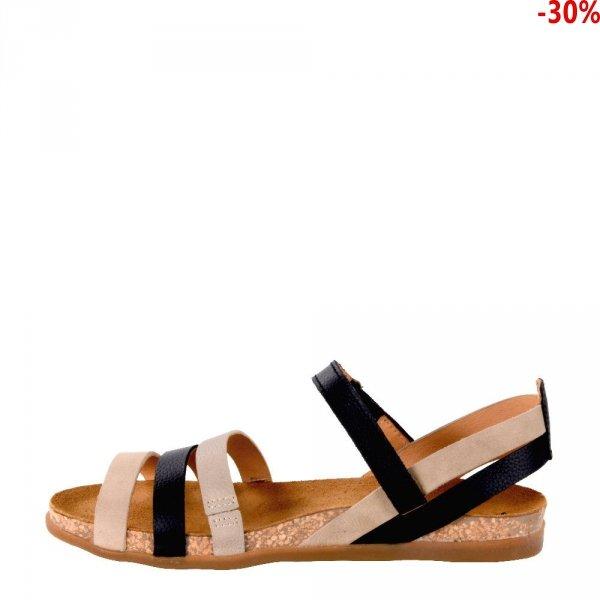 Sandały El Naturalista N5244 Noir Mixed Zumaia Multi Leather 2500690004