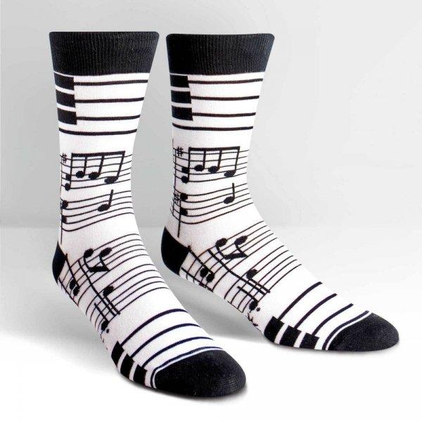 Skarpety męskie Sock It To Me Footnotes MEF0149