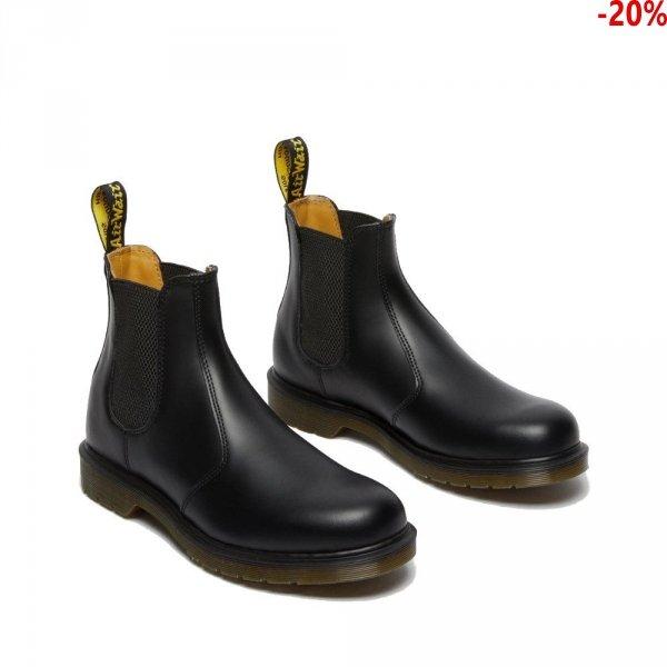 Sztyblety Dr. Martens 2976 Black Smooth 11853001
