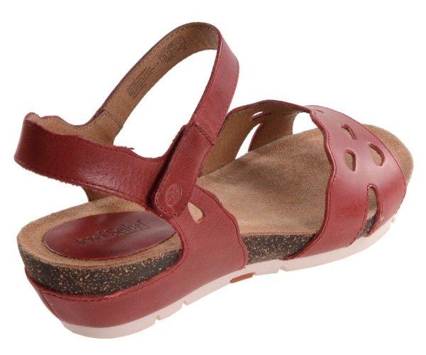Sandały Josef Seibel HAILEY 25 Hibiscus 8152562450