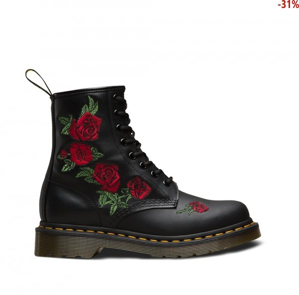Buty Dr. Martens 1460 VONDA Black Softy T 24722001