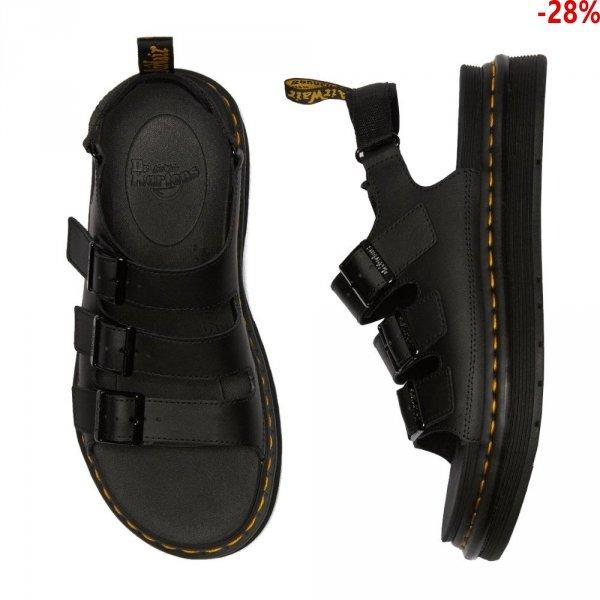 Sandały Dr. Martens SOLOMAN Black Hydro 25767001