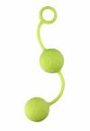 Kulki-NEON PLEASURE BALLS GREEN