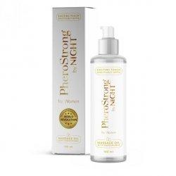 Olejek do masażu 100ml o zapachu Perfum Pherostrong NIGHT dla Pań 100ml
