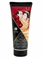 Świeca/krem-MASSAGE CREAM STRAWBERRY 200 ML
