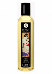 Olejek-SHUNGA MASSAGE OIL DESIRE 250 ML.