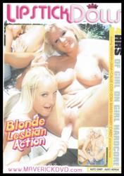 DVD-BLONDE LESBIAN ACTION