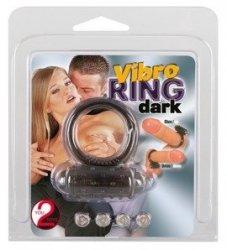 Pierścień-5622110000 Vibro Ring Dark