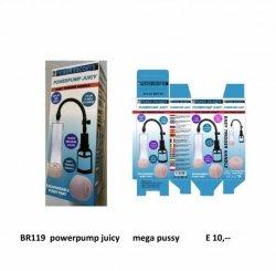 Pompka-POWERPUMP JUICY