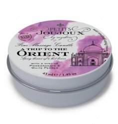 Petits Joujoux Fine Massage Candles - A trip to the Orient (33 g)