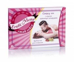 Gra planszowa - Erotic menu - smak seksu
