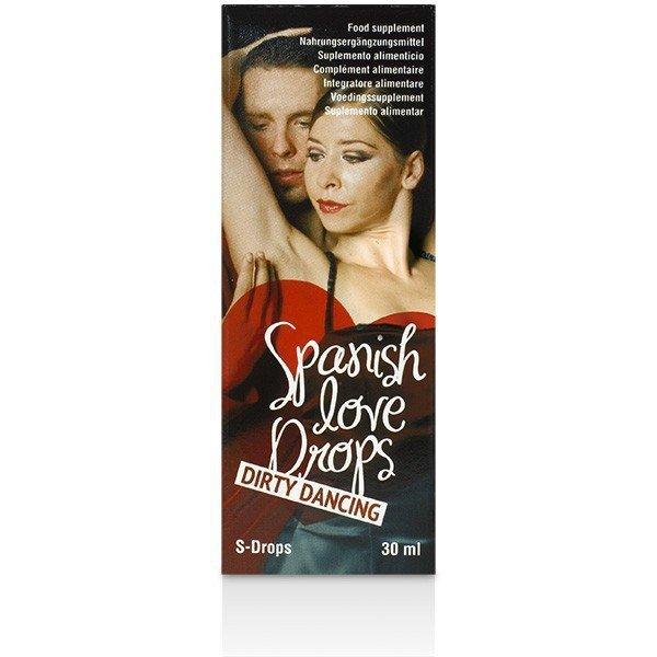 Hiszpańslka Mucha -Spanish Love Drops Dirty Dancing 30 ml