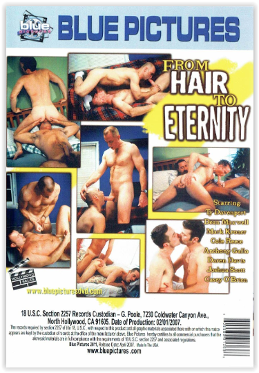 DVD-FROM HAIR TO ETERNITY