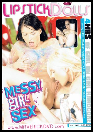 DVD-MESSY GIRL SEX