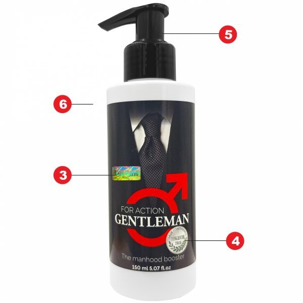 Potency Gentelmen 150ml