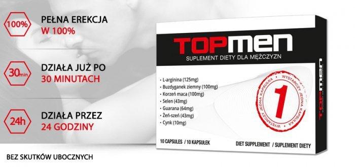 Top Men - 10 kapsułek