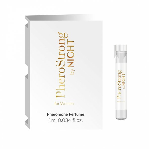 Próbki PheroStrong by Night for Women 1ml