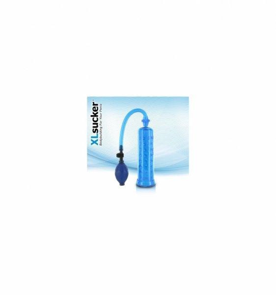 XLsucker - Penis Pump (niebieski)