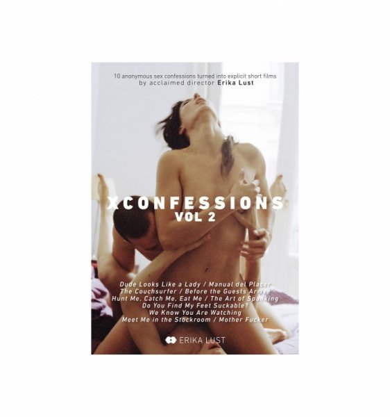 DVD Erika Lust - XConfessions vol. 2