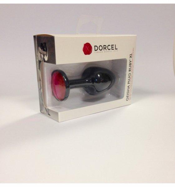 Buttplug Marc Dorcel - Geisha Plug Ruby, XL