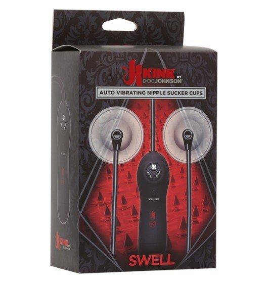 Kink Swell - Auto Nipple Sucker Cups