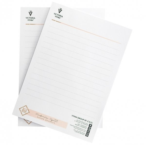 Notes 20 Blatt - Victoria Vynn