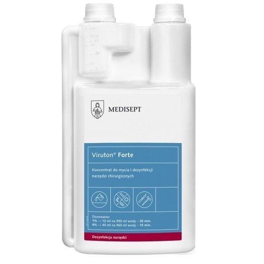 MEDISEPT Viruton Forte Instrumentendesinfektion Konzentrat 1L