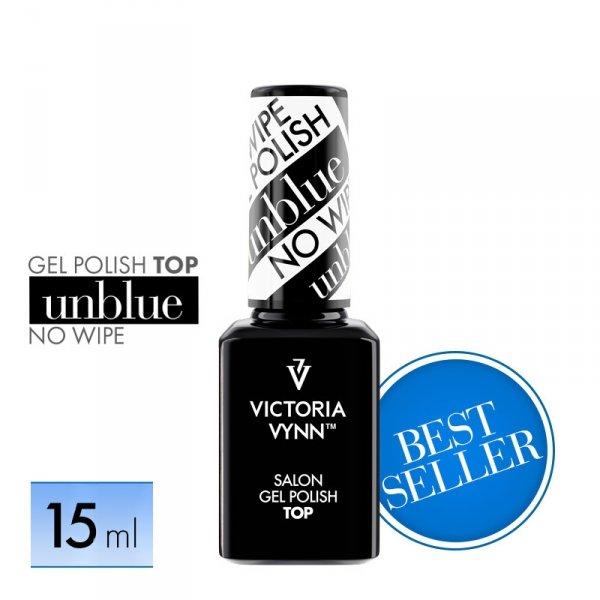 No Wipe Top UNBLUE 15ml - Victoria Vynn