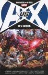 AVENGERS VS X-MEN TP ITS COMING AVX (Oferta ekspozycyjna)