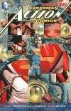 SUPERMAN ACTION COMICS VOL 03 AT THE END OF DAYS SC (Oferta ekspozycyjna)