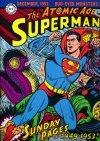 SUPERMAN ATOMIC AGE SUNDAYS HC VOL 01 1949 - 1953 (Oferta ekspozycyjna)