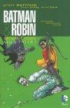 BATMAN AND ROBIN BATMAN AND ROBIN MUST DIE SC (Oferta ekspozycyjna)