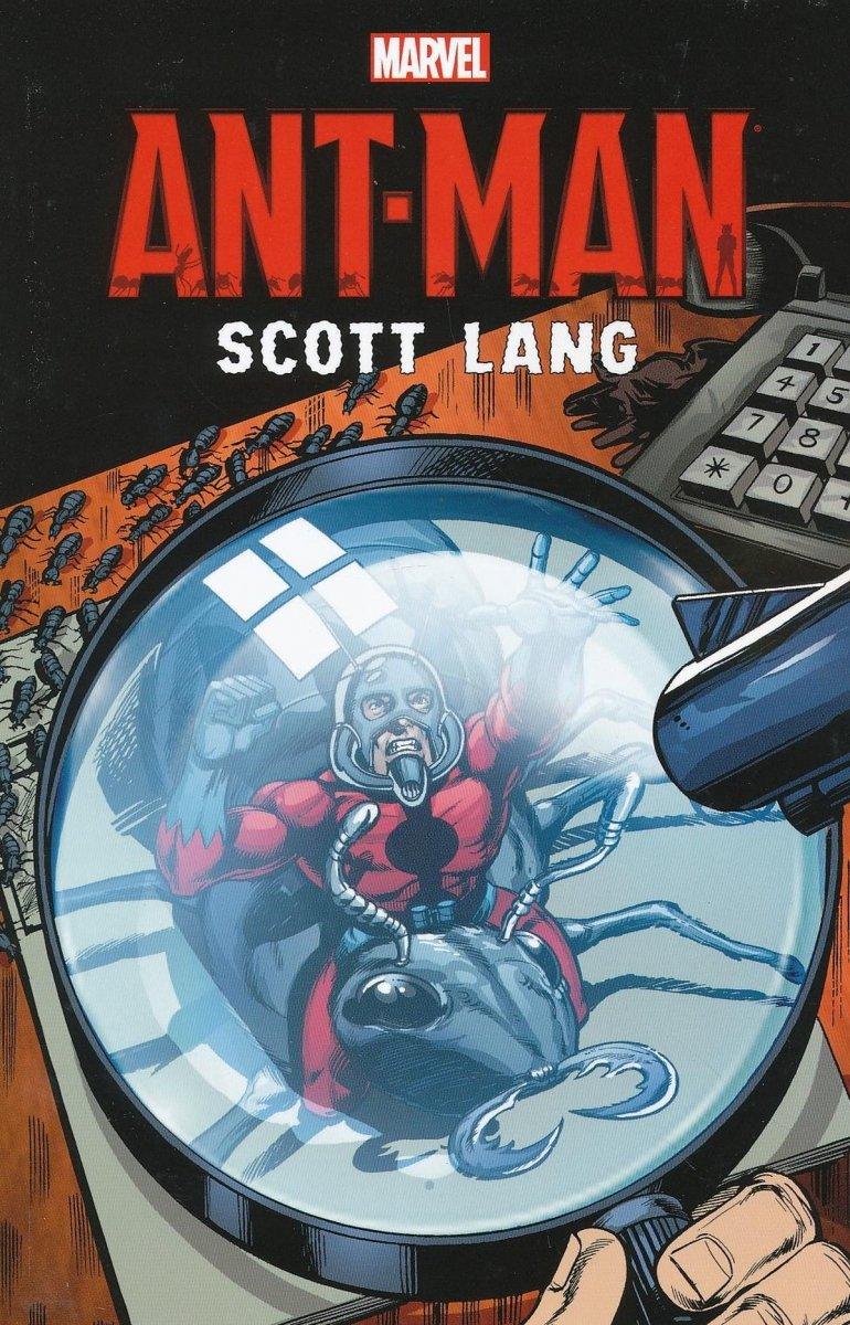 ANT-MAN TP SCOTT LANG (Oferta ekspozycyjna)