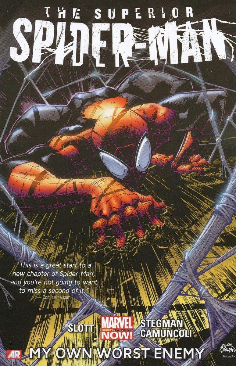 SUPERIOR SPIDER-MAN TP VOL 01 MY OWN WORST ENEMY NOW (Oferta ekspozycyjna)