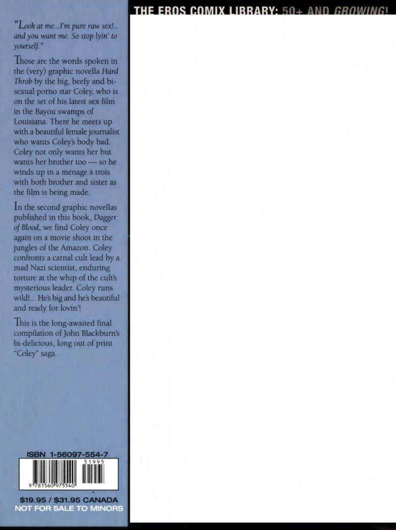 EROS VOL 40 COLEY RUNNING WILD BOOK THREE SC (Oferta ekspozycyjna)