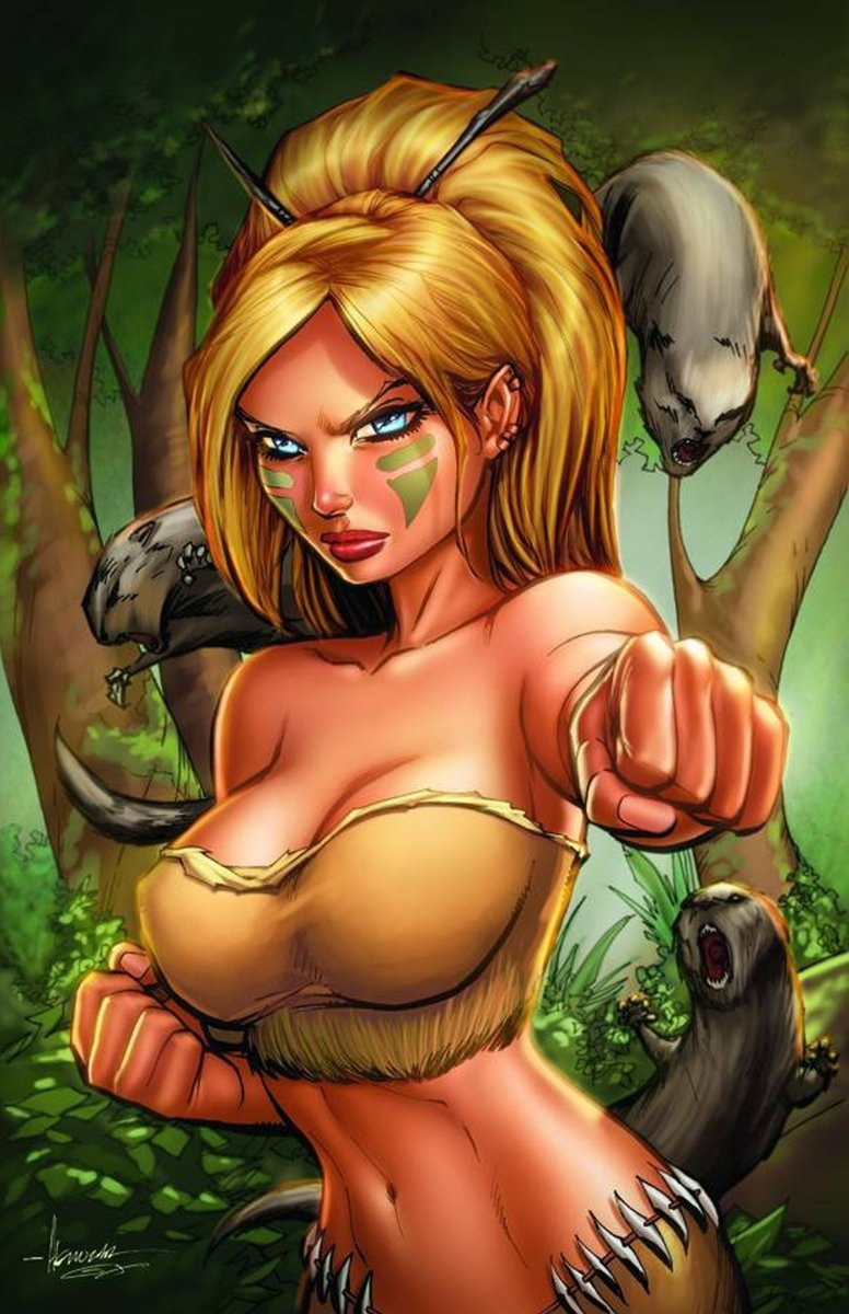 GFT JUNGLE BOOK TP VOL 02 LAST OF SPECIES