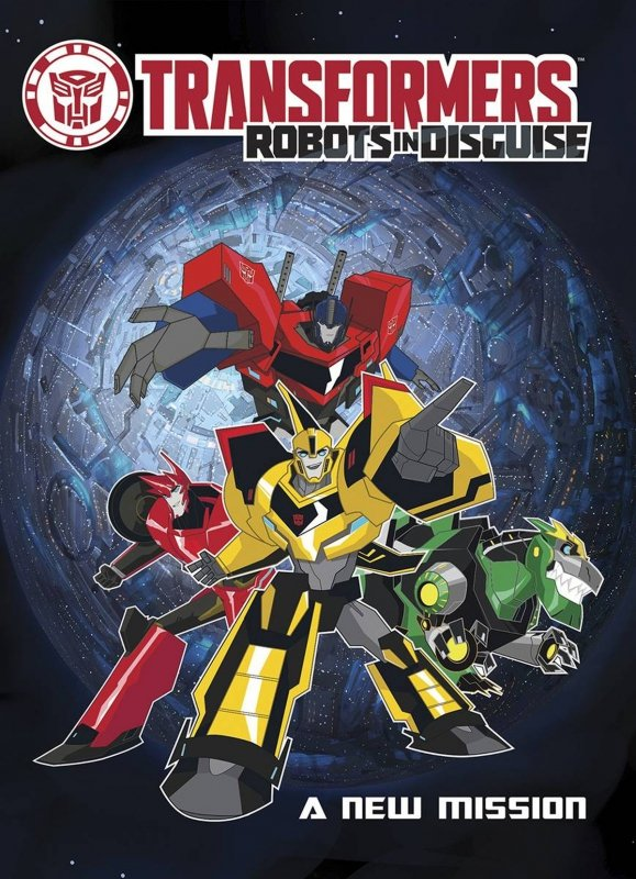 TRANSFORMERS ROBOTS IN DISGUISE A NEW MISSION TP
