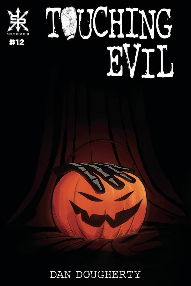 TOUCHING EVIL #12